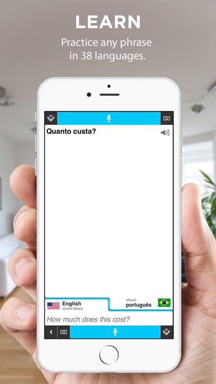 Vocre Translate - Voice and Text Translator