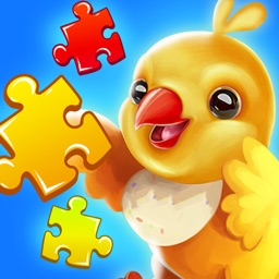 Birds Jigsaw Puzzle for Kids