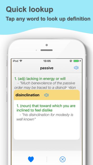 点击获取English Dictionary - Offline & FREE