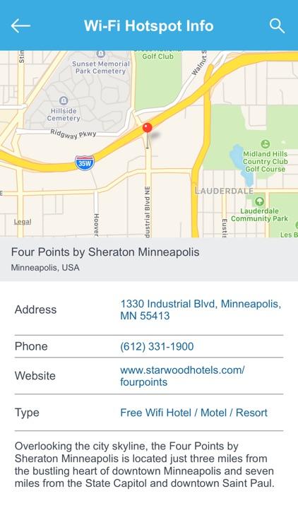 Minneapolis Wi-Fi Hotspots