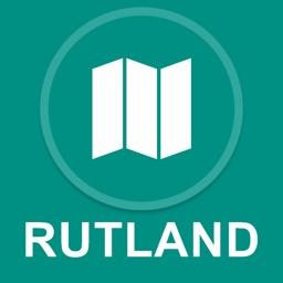 Rutland, UK : Offline GPS Navigation