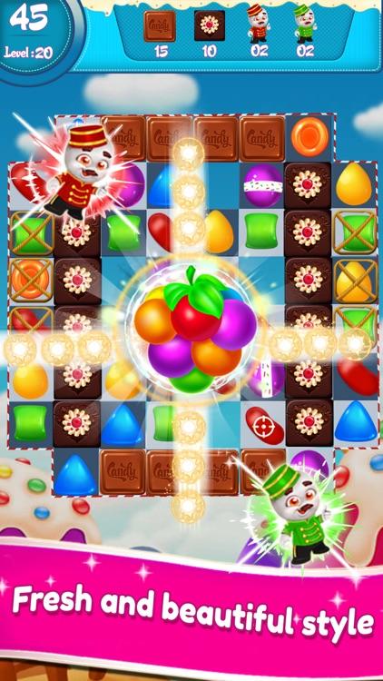Candy Sweet Match 3