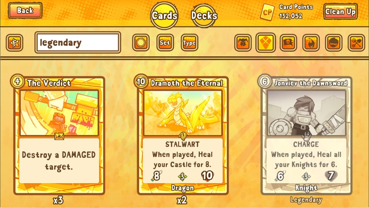 Cards and Castles screenshot-3