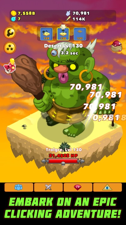 Clicker Heroes screenshot-0