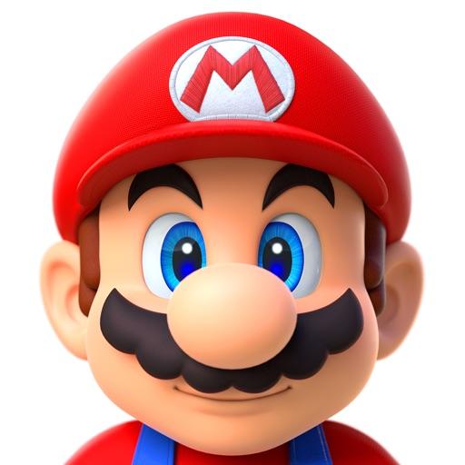 Super Mario Run Stickers icon