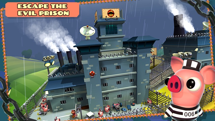 Bacon Escape screenshot-4