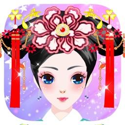 Makeover Cute Princess - Makeup Plus Girl Games