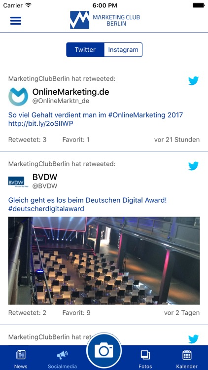 Marketing Club Berlin screenshot-1
