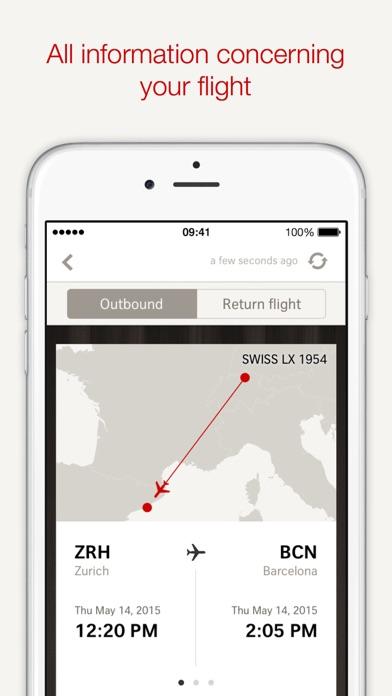 Screenshot #3 pour SWISS Logbook - Carnet de vol