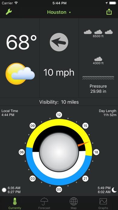 Screenshot for Seasonality Go in United States App Store