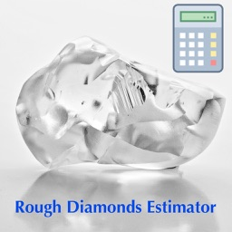 Rough Diamonds Estimator - Estimate Cost of Rough