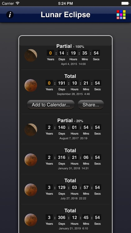 Lunar Eclipse screenshot-1