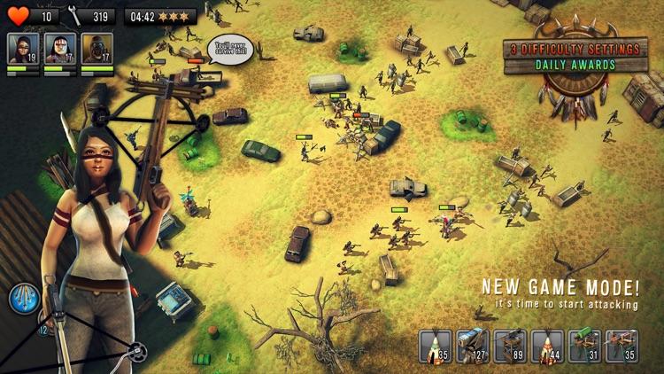 Last Hope TD screenshot-3