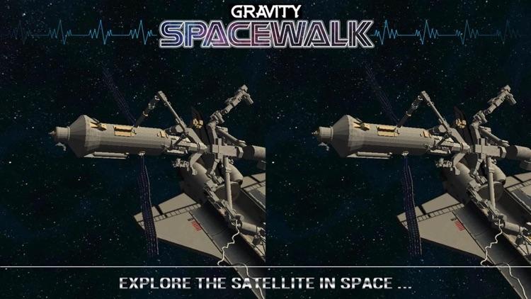 Gravity Space Walk VR screenshot-4