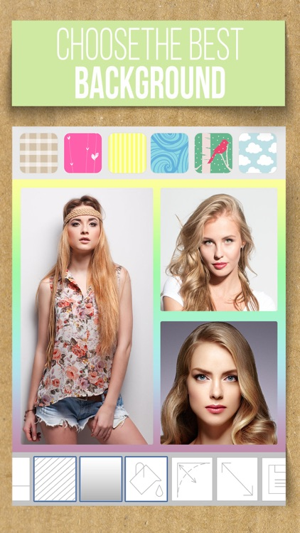 Photo Grid effects and filters for collages – Pro screenshot-3