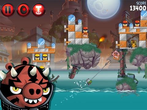 Angry Birds Star Wars II для iPad
