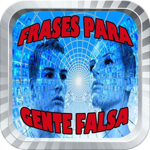 Frases Para Gente Falsa By Rosa Garrido