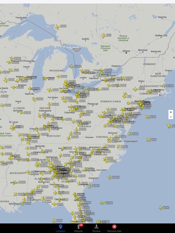Air Tracker For Saudi Arabian Airlines-ipad-1