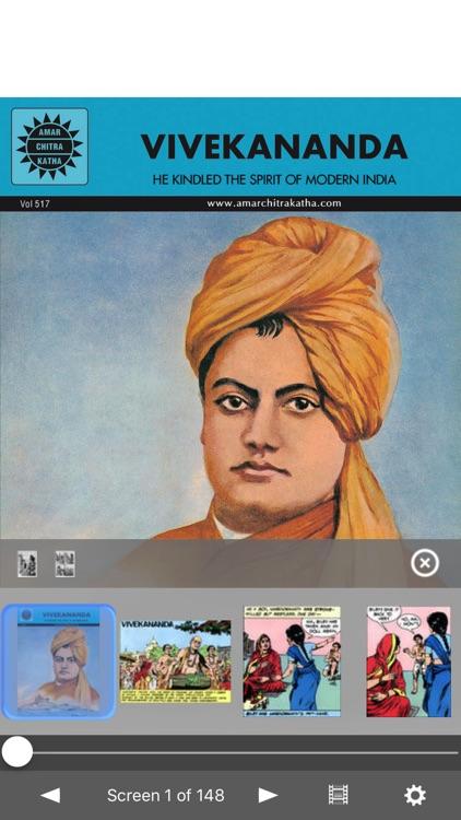 Vivekananda  - Amar Chitra Katha Comics