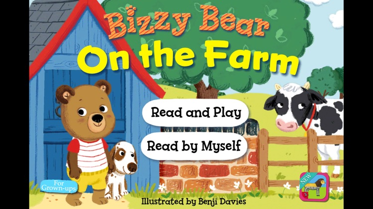 Bizzy Bear on the Farm screenshot-0