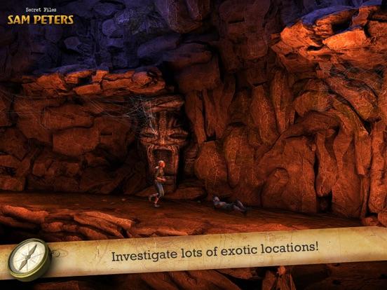 Secret Files: Sam Petersのおすすめ画像2