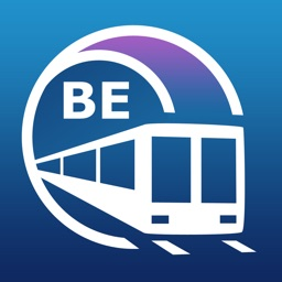 Brussels Metro Guide and Route Planner Apple Watch App