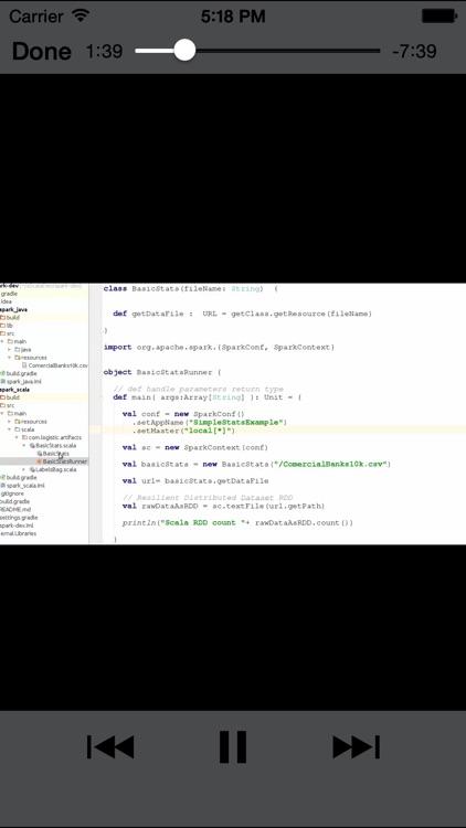 Learning Scala screenshot-3