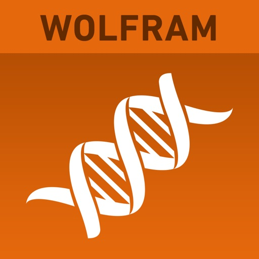 Wolfram Genomics Reference App