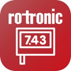 rotronic icon