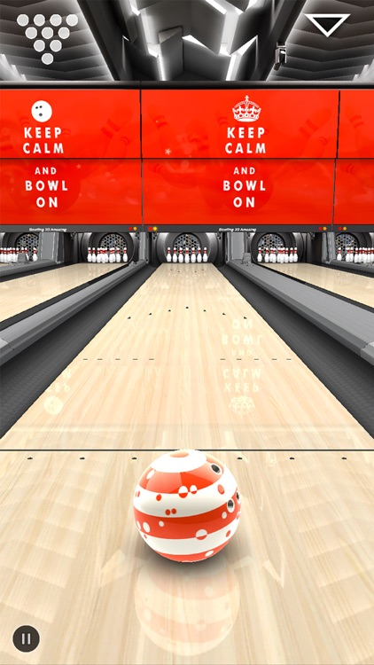 Bowling 3D Master FREE screenshot-4