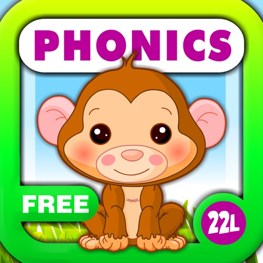 Kids Phonics A-Z, Alphabet, Letter Sounds Learning icon