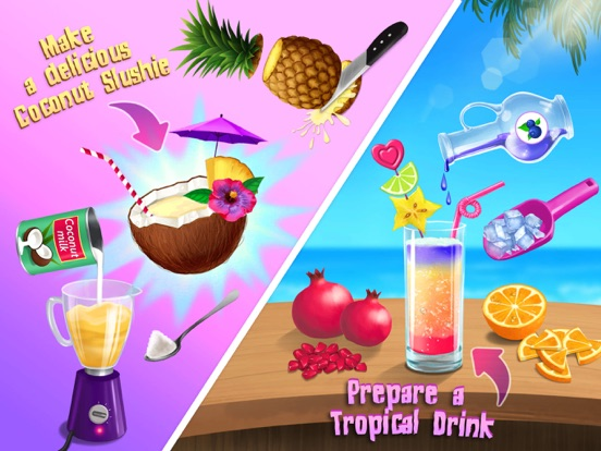 Jungle Animal Hair Salon 2 - No Ads для iPad