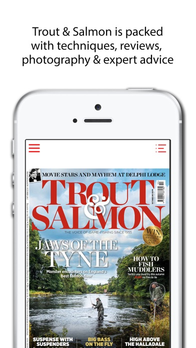download Trout and Salmon Magazine apps 3