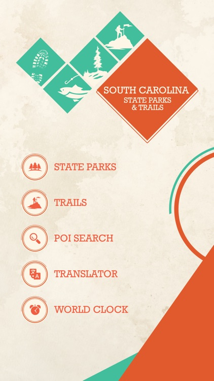 South Carolina State Parks & Trails screenshot-1