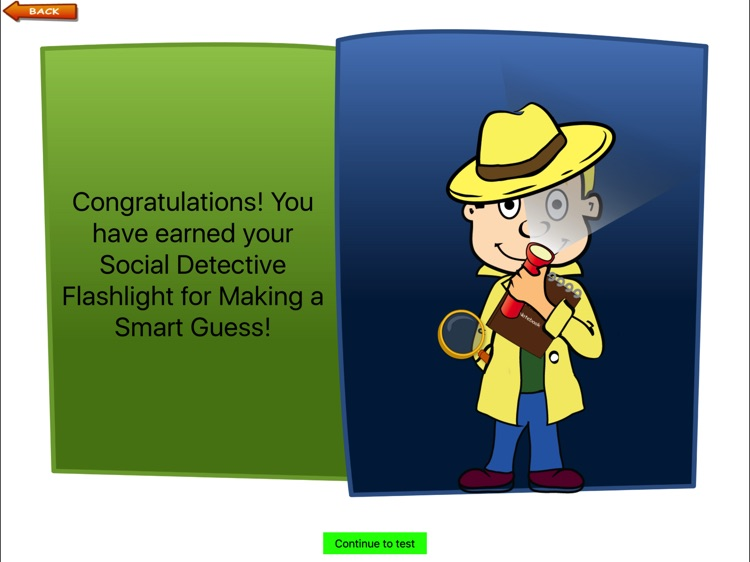 Social Detective Intermediate screenshot-4