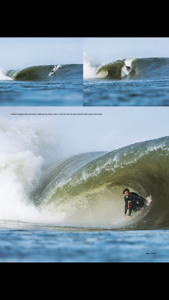 Surfing Magazine Screenshot