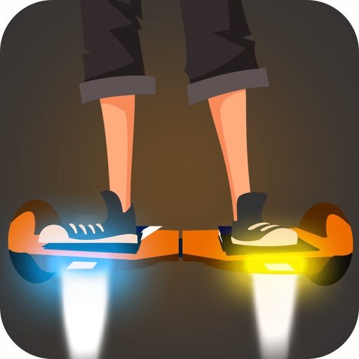 Flying Your Hoverboard icon