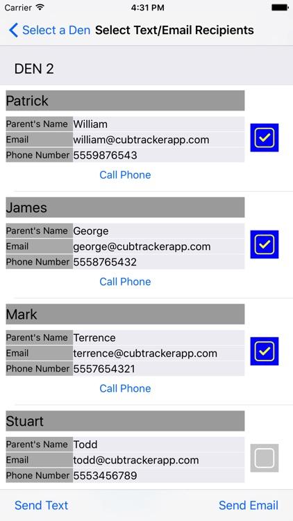 Cub Tracker screenshot-4
