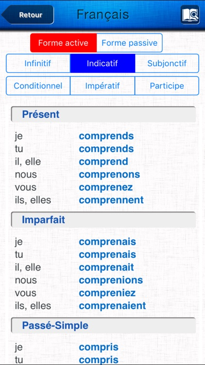 French dictionary screenshot-3