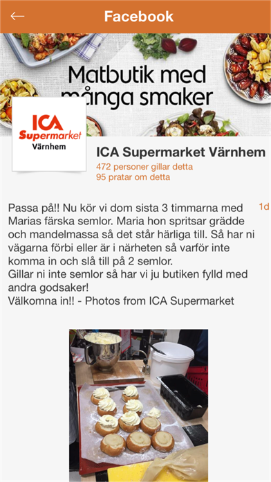 ICA Värnhem screenshot two