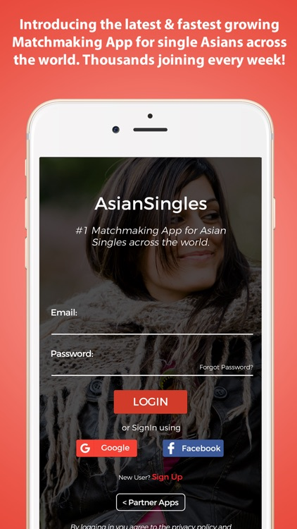 AsianSingles - #1 Matchmaking App for South Asians