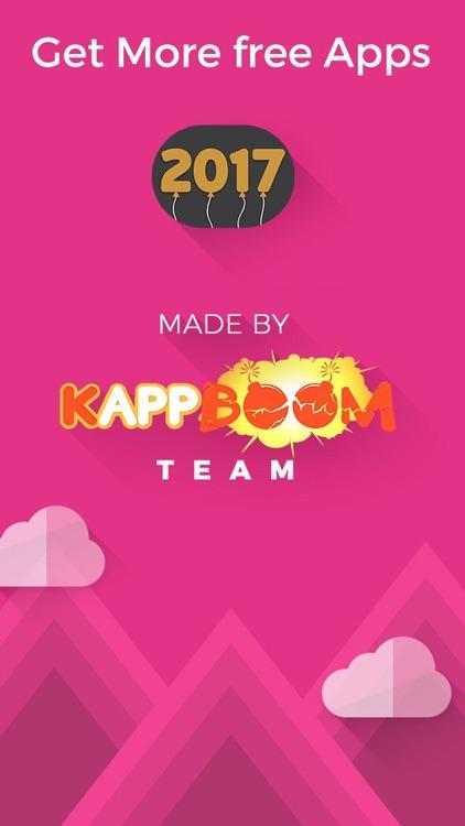 New Year 2017 Stickers screenshot-3