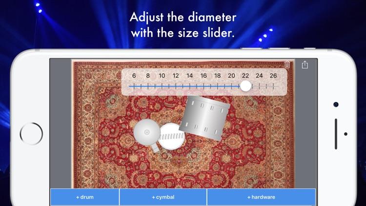 Drumfigurator: Drumkit and Percussion Builder