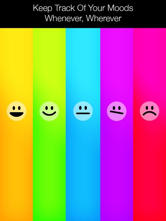 Magic Mood HD - My Personal Mood Diary & Tracker