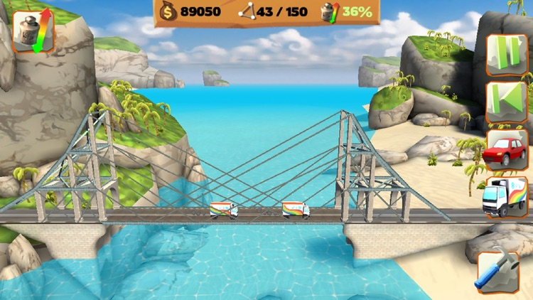Bridge Constructor Playground!