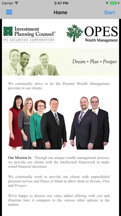 OPES Wealth Management