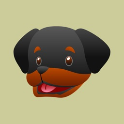Rottweiler Stickers for iMessage