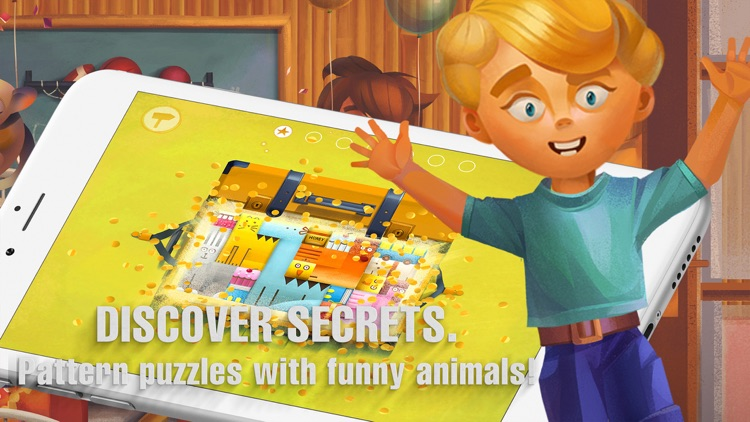 A Parcel of Courage free interactive book for kids screenshot-4