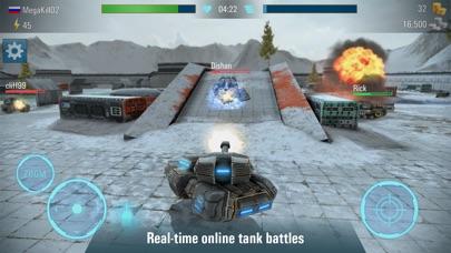Iron Tanks: Battle online screenshot four
