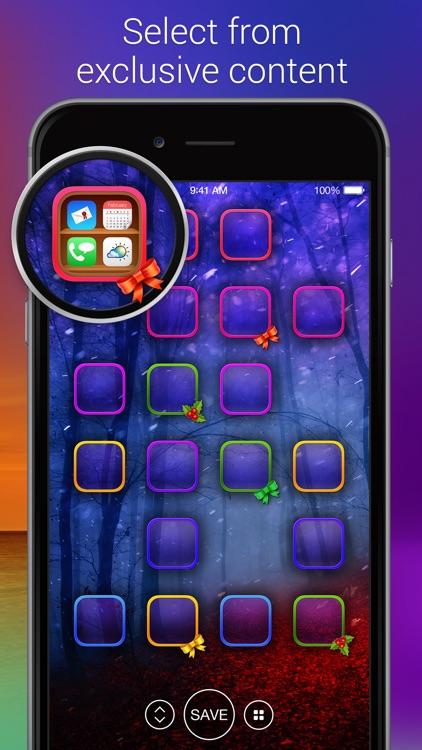 Pimp Your Screen - Custom Themes & Wallpapers screenshot-3